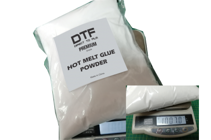 DTF Hotmelt Powder 1KG